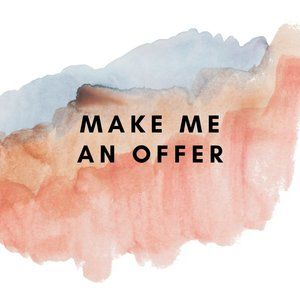 All reasonable offers considered.
